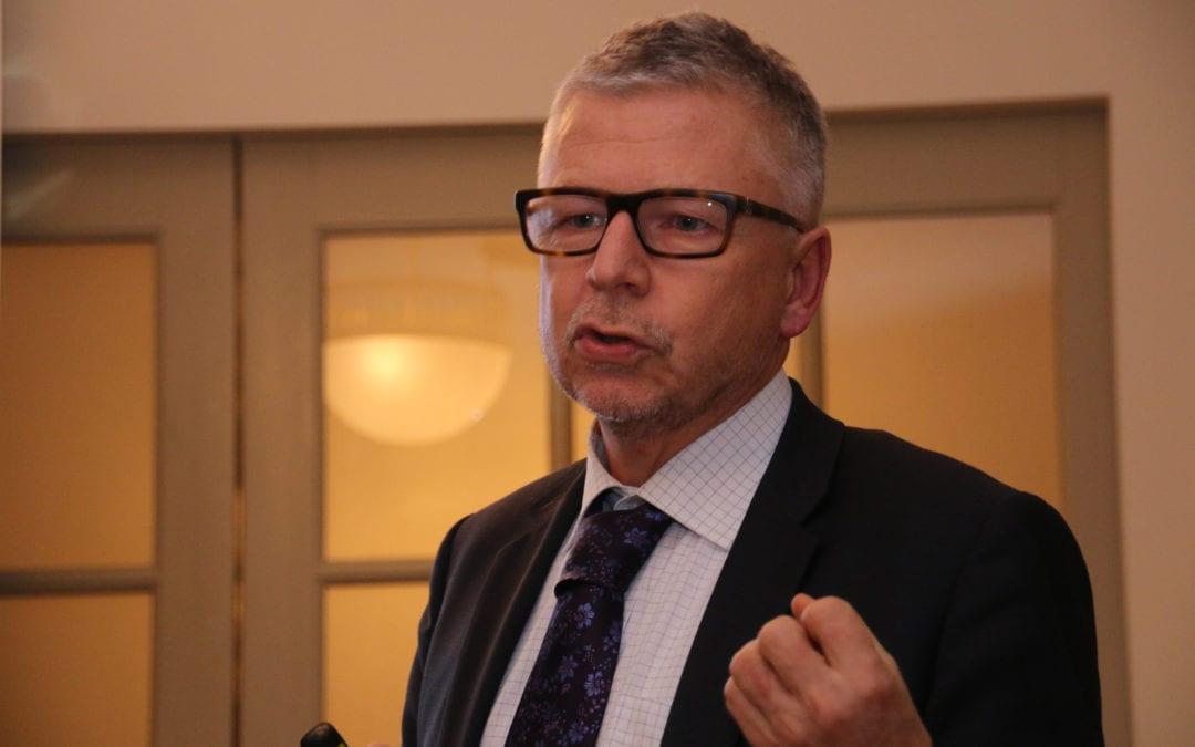 Erik Bruce: Omstilling – ikke krise