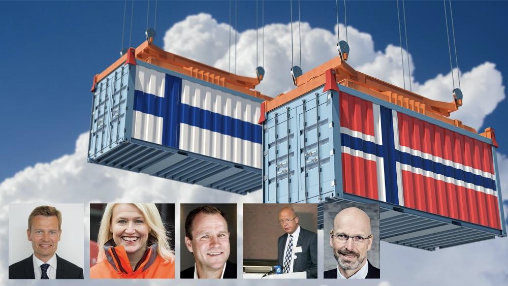 Hva er forskjellen på norske og finske ledere og eiere?